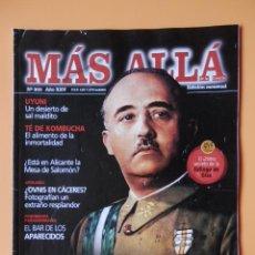 Collectionnisme de Magazine Más Allá: MÁS ALLÁ DE LA CIENCIA. Nº 305. LA CARA OCULTA DE FRANCO - DIVERSOS AUTORES. Lote 52126141