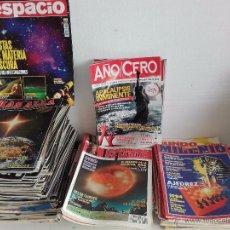 Coleccionismo de Revista Más Allá: 109 REVISTAS DE MAS ALLA-MILENIO-ESPACIO TIEMPO- ESPACIO-AÑO CERO Y MUNDO CIENTIFICO. Lote 52878779
