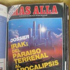 Coleccionismo de Revista Más Allá: REVISTA MAS ALLA Nº 20 AÑO 1990. Lote 54871595