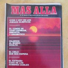 Coleccionismo de Revista Más Allá: REVISTA MAS ALLA Nº 42 AÑO 1992. Lote 71708335
