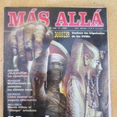 Coleccionismo de Revista Más Allá: REVISTA MAS ALLA Nº 126 AÑO 1999. Lote 54980683