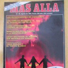 Coleccionismo de Revista Más Allá: REVISTA MAS ALLA Nº 66 AÑO 1994. Lote 71709159