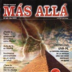 Coleccionismo de Revista Más Allá: MAS ALLA N. 323 - EN PORTADA: NUEVOS HALLAZGOS EN LA GRAN PIRAMIDE (NUEVA). Lote 100226474