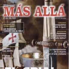Coleccionismo de Revista Más Allá: MAS ALLA N. 324 - EN PORTADA: EL GRIAL EN AMERICA (NUEVA). Lote 222828470