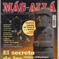Collectionnisme de Magazine Más Allá: MAS ALLA,,,REVISTA DE CIENCIA,,,NUMERO,,124. Lote 55306132