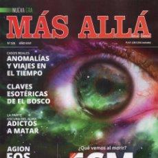 Coleccionismo de Revista Más Allá: MAS ALLA N. 326 - EN PORTADA: ECM, PREMONICIONES Y MEDIUMNIDAD (NUEVA). Lote 63871493