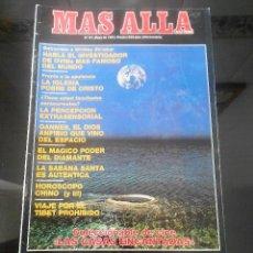 Coleccionismo de Revista Más Allá: REVISTA MAS ALLA Nº 27 MAYO 1991. Lote 57071565