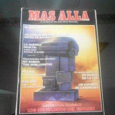 Coleccionismo de Revista Más Allá: REVISTA MAS ALLA Nº 12 FEBRERO 1990. Lote 57071691