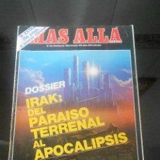 Coleccionismo de Revista Más Allá: REVISTA MAS ALLA Nº 20 OCTUBRE 1990 NUMERO ESPECIAL. Lote 57071789