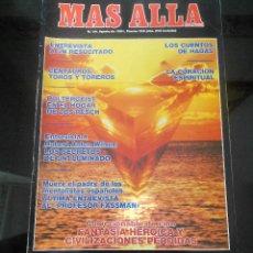 Coleccionismo de Revista Más Allá: REVISTA MAS ALLA Nº 30 AGOSTO 1991. Lote 57071902
