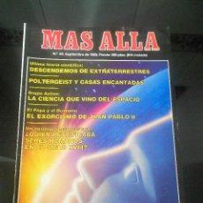 Coleccionismo de Revista Más Allá: REVISTA MAS ALLA Nº 55 SEPTIEMBRE 1993. Lote 57072024