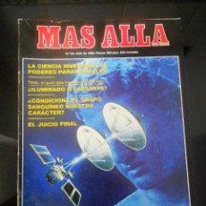 Coleccionismo de Revista Más Allá: REVISTA MAS ALLA Nº 53 JULIO 1993. Lote 57072161