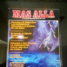Coleccionismo de Revista Más Allá: REVISTA MAS ALLA Nº 47 ENERO 1993. Lote 57072221