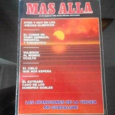 Coleccionismo de Revista Más Allá: REVISTA MAS ALLA Nº 42 AGOSTO 1992. Lote 57072277