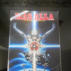 Coleccionismo de Revista Más Allá: REVISTA MAS ALLA Nº 38 ABRIL 1992. Lote 57072534