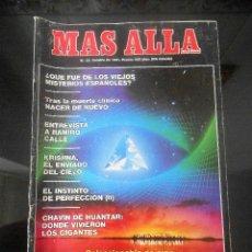 Coleccionismo de Revista Más Allá: REVISTA MAS ALLA Nº 32 OCTUBRE 1991. Lote 57072575