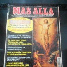 Coleccionismo de Revista Más Allá: REVISTA MAS ALLA Nº 87 MAYO 1996. Lote 57072719