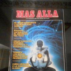 Coleccionismo de Revista Más Allá: REVISTA MAS ALLA Nº 45 NOVIEMBRE 1992. Lote 57072753