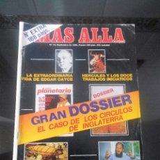 Coleccionismo de Revista Más Allá: REVISTA MAS ALLA Nº 19 SEPTIEMBRE 1990 NUMERO EXTRA 188 PAJINAS. Lote 57072804