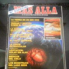 Coleccionismo de Revista Más Allá: REVISTA MAS ALLA Nº 16 JUNIO 1990. Lote 57073055