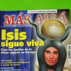 Coleccionismo de Revista Más Allá: MAS ALLÁ Nº 174 DE 2003 ISIS SIGUE VIVA. Lote 57165594
