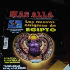 Coleccionismo de Revista Más Allá: MAS ALLA. Nº 114. LOS NUEVOS ENIGMAS DE EGIPTO.. Lote 57681019