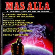Coleccionismo de Revista Más Allá: REVISTA MAS ALLA. Lote 57749291