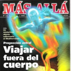 Coleccionismo de Revista Más Allá: REVISTA MAS ALLA. Lote 57769010