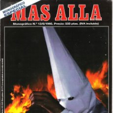 Coleccionismo de Revista Más Allá: REVISTA MAS ALLA. Lote 57769027