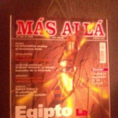 Coleccionismo de Revista Más Allá: REVISTA MAS ALLA.. Lote 31145884