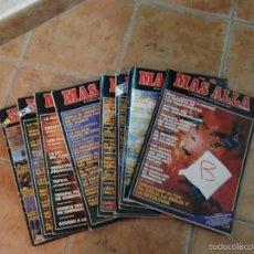 Collectionnisme de Magazine Más Allá: REVISTA MAS ALLA. Lote 59062715