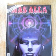 Coleccionismo de Revista Más Allá: REVISTA MAS ALLA MONOGRAFICO Nº 12 AÑO 1995 - EL PODER DE LA MENTE. Lote 61139783