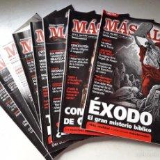Coleccionismo de Revista Más Allá: LOTE 8 REVISTAS MÁS ALLÁ. Lote 61191179