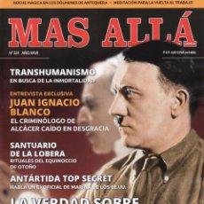 Coleccionismo de Revista Más Allá: MAS ALLA N. 331 - EN PORTADA: LA VERDAD SOBRE LA LEYENDA NEGRA CONTRA PIO XII (NUEVA). Lote 194404381