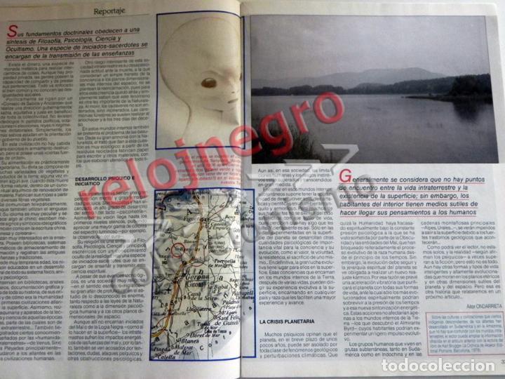 Coleccionismo de Revista Más Allá: MAS ALLÁ REVISTA - Nº 15 EXTRA - C. PLANETARIA - ENTREVISTA A ANTONIO RIBERA OVNIS MISTERIO UFOLOGÍA - Foto 5 - 62189388