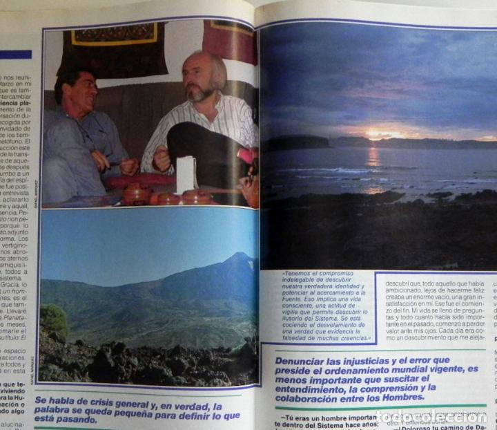 Coleccionismo de Revista Más Allá: MAS ALLÁ REVISTA - Nº 15 EXTRA - C. PLANETARIA - ENTREVISTA A ANTONIO RIBERA OVNIS MISTERIO UFOLOGÍA - Foto 6 - 62189388