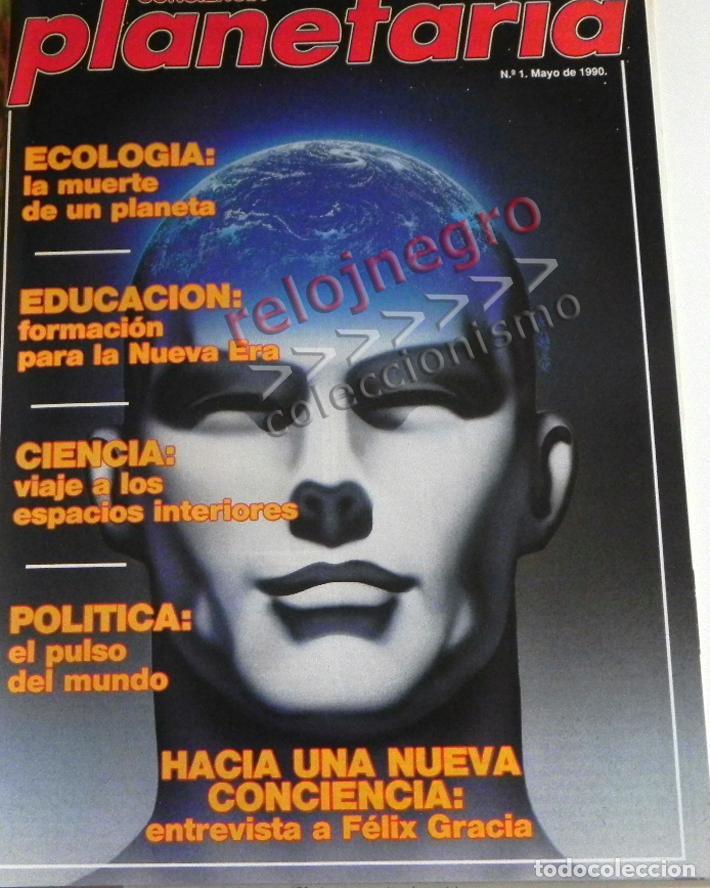 Coleccionismo de Revista Más Allá: MAS ALLÁ REVISTA - Nº 15 EXTRA - C. PLANETARIA - ENTREVISTA A ANTONIO RIBERA OVNIS MISTERIO UFOLOGÍA - Foto 7 - 62189388