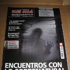 Coleccionismo de Revista Más Allá: MAS ALLA MONOGRAFICO Nº71 (ENCUENTROS CON LO SOBRENATURAL) LEER DESCRIPCION. Lote 66150606