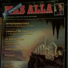Coleccionismo de Revista Más Allá: REVISTA MÁS ALLÁ Nº 9 NOVIEMBRE 1989. Lote 69122418