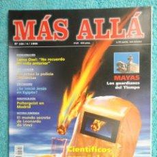 Coleccionismo de Revista Más Allá: REVISTA MAS ALLA Nº 122 ,AÑO 1999 - VIDA EXTRATERRESTRE - CURACIONES MILAGROSAS - SECTAS. Lote 69887217