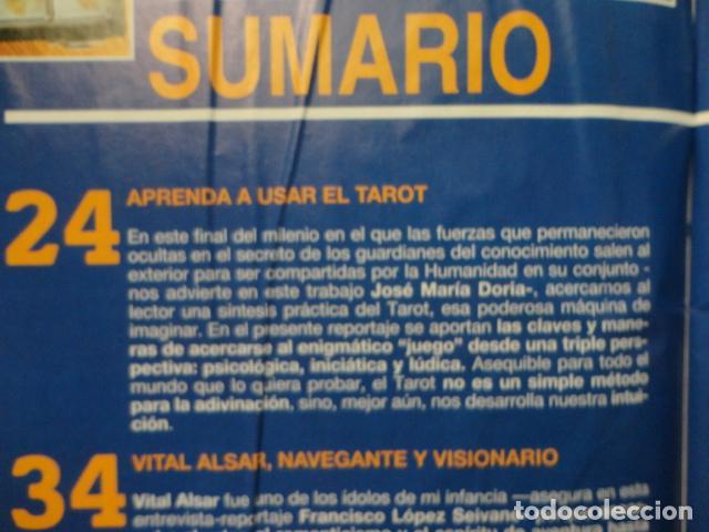 Coleccionismo de Revista Más Allá: REVISTA MAS ALLA Nº 67 AÑO 1994 , LUGARES DE CRECIMIENTO -CAMARA HOLOGRAFICA -JUGAR CON FUEGO - Foto 3 - 69891845