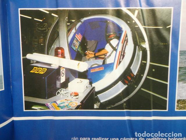Coleccionismo de Revista Más Allá: REVISTA MAS ALLA Nº 67 AÑO 1994 , LUGARES DE CRECIMIENTO -CAMARA HOLOGRAFICA -JUGAR CON FUEGO - Foto 8 - 69891845