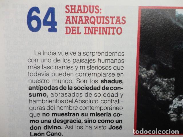 Coleccionismo de Revista Más Allá: REVISTA MAS ALLA Nº 21 AÑO 1990 ,LA GRAN PIRAMIDE DE KEOPS - LAS ARMAS NUCLEARES -VIVIR O MORIR - Foto 6 - 69892165