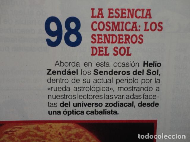 Coleccionismo de Revista Más Allá: REVISTA MAS ALLA Nº 21 AÑO 1990 ,LA GRAN PIRAMIDE DE KEOPS - LAS ARMAS NUCLEARES -VIVIR O MORIR - Foto 8 - 69892165
