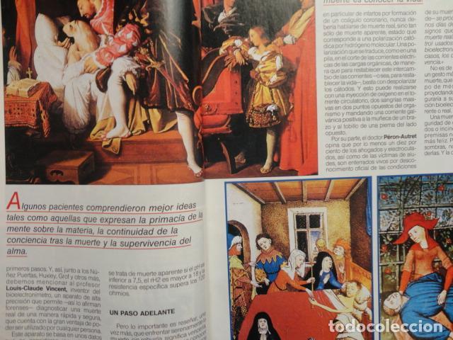 Coleccionismo de Revista Más Allá: REVISTA MAS ALLA Nº 71 AÑO 1995 - LA PIRAMIDE DE KEOPS -LA MEDITACION - SAI BABA - VIDA Y MUERTE - Foto 9 - 69892313