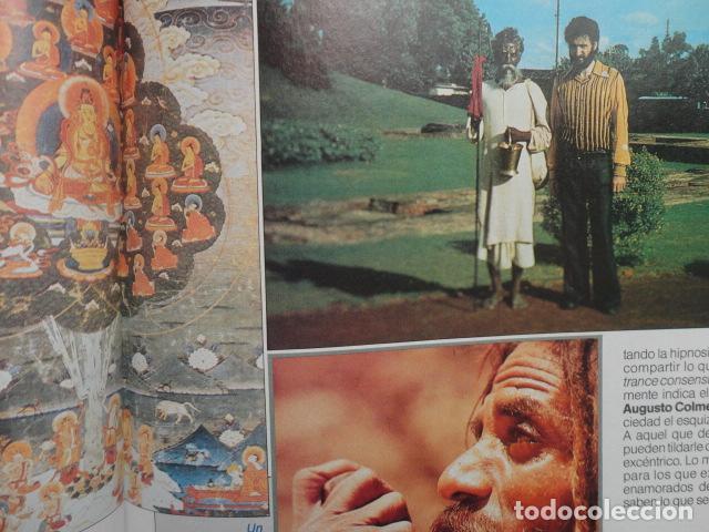 Coleccionismo de Revista Más Allá: REVISTA MAS ALLA Nº 71 AÑO 1995 - LA PIRAMIDE DE KEOPS -LA MEDITACION - SAI BABA - VIDA Y MUERTE - Foto 11 - 69892313