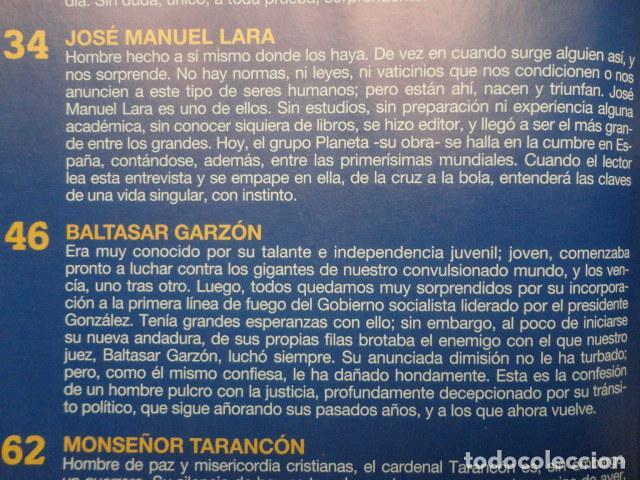 Coleccionismo de Revista Más Allá: MAS ALLA - LIDERES - ESPECIAL LIDERES , N. º 3 - 1.994 - Foto 3 - 71847363