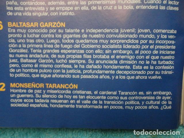 Coleccionismo de Revista Más Allá: MAS ALLA - LIDERES - ESPECIAL LIDERES , N. º 3 - 1.994 - Foto 4 - 71847363