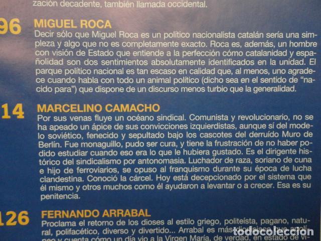 Coleccionismo de Revista Más Allá: MAS ALLA - LIDERES - ESPECIAL LIDERES , N. º 3 - 1.994 - Foto 6 - 71847363