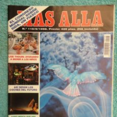Coleccionismo de Revista Más Allá: REVISTAS MAS ALLA Nº 115 ,AÑO 1.998 - EN BUSCA DE DIOS -CONGRESO MUNDIAL ,SOBRE EL SIDA -ES FELIZ. Lote 72144143
